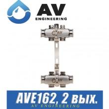 Коллектор AV Engineering AVE162 (2 выхода)