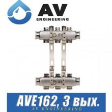 Коллектор AV Engineering AVE162 (3 выхода)