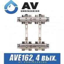 Коллектор AV Engineering AVE162 (4 выхода)