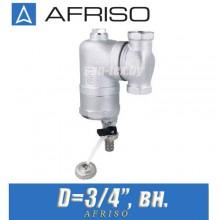Сепаратор шлама Afriso FAR 201 (поворотный)