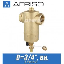 Сепаратор шлама Afriso FAR 211