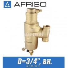 Сепаратор воздуха и шлама Afriso FAR 322 (поворотный)