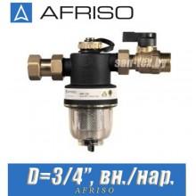 Сепаратор шлама компактный Afriso ADS 110