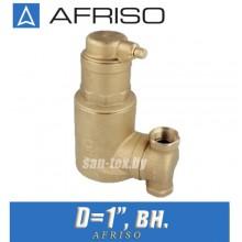 Сепаратор воздуха Afriso FAR 302 (поворотный)