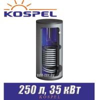 Бойлер косвенного нагрева Kospel SW-250