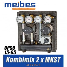 Модуль Meibes Kombimix 2 x MKST - UPSO 15-65 [40 кВт]