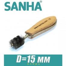 Ерш зачистной Sanha D=15 мм