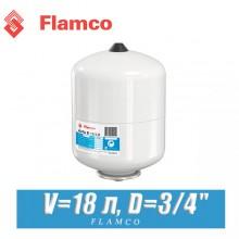 Расширительный бак Flamco Airfix 18 л