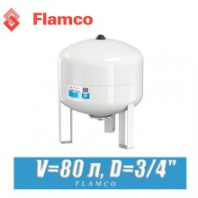 Расширительный бак Flamco Airfix 80 л