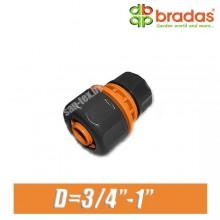 """Соединитель шлангов BRADAS 3/4""""-1"""" (20-25 мм)"""