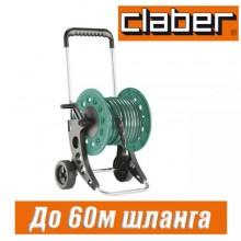 Тележка для шланга Claber Aquaviva (60 м)