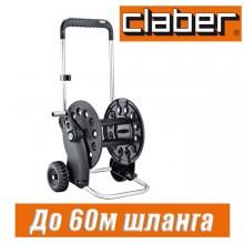 Тележка для шланга Claber Ecosej (60 м)