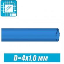 Шланг топливный, маслобензостойкий D=4x1,0 мм