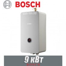 Электрический котел Bosch Tronic Heat 3000 (9 кВт)