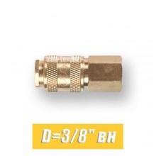 """Быстросъем для компрессора Eco D=3/8"""" вн"""
