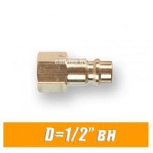 """Переход для компрессора Eco D=1/2"""" вн"""