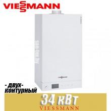 Газовый котел Viessmann Vitopend 100 A1JB 34 turbo (Двухконтурный)
