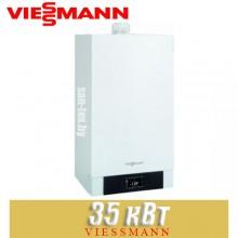 Конденсационный газовый котел Viessmann Vitodens 200 B2HB366 (Vitotronic 200) 35Квт