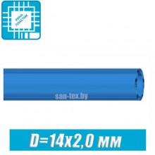 Шланг топливный, маслобензостойкий D=14x2,0 мм