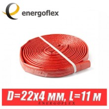 Утеплитель Energoflex Super Protect 22/4-11 (красный)