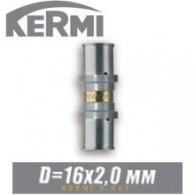 Муфта под пресс Kermi x-net D16x2,0 мм