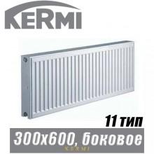 Радиатор Kermi x2 Profil-Kompakt FKO тип 11 300x600 мм