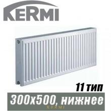 Радиатор Kermi x2 Profil-Ventil FKV тип 11 300x500 мм