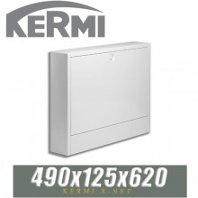 Шкаф коллекторный наружный Kermi x-net AS-L1