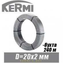 Труба Kermi x-net PE-Xc 20x2 (бухта 240 м)