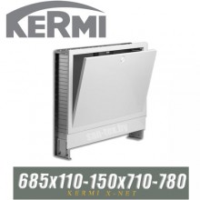 Шкаф коллекторный внутренний Kermi x-net US-L3