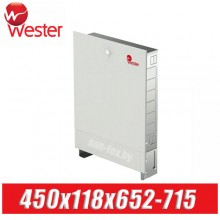 Шкаф коллекторный наружный Wester ШРН-1