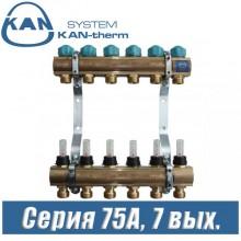 Коллектор KAN-therm 75070A (7 выходов)