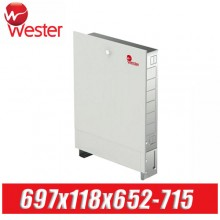 Шкаф коллекторный наружный Wester ШРН-3