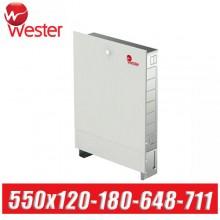 Шкаф коллекторный внутренний Wester ШРВ-2