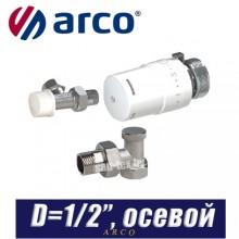 """Комплект Arco TIBET D1/2"""", осевой"""