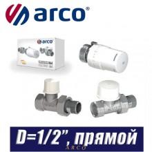 """Комплект Arco TIBET D1/2"""", прямой"""