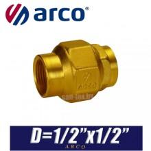 """Клапан обратный универсальный Arco STOP D1/2""""x1/2"""""""