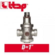"""Регулятор давления Itap D1"""" арт. 143"""