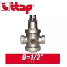 """Регулятор давления Itap D1/2"""" арт. 143"""