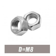 Гайка М8