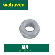 Гайка шестиугольная Walraven BIS М8
