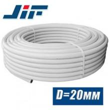 Труба металлопластик Jif D20 мм