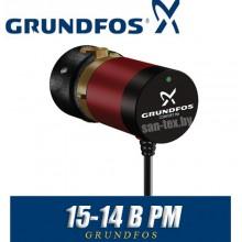 Насос циркуляционный Grundfos UP 15-14 B PM