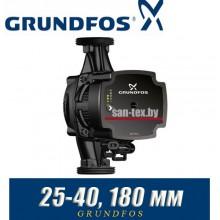 Насос Grundfos ALPHA1 L 25-40 180