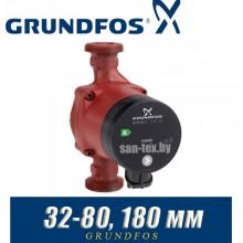 Насос Grundfos ALPHA2 32-80 180