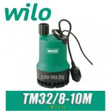 Насос погружной для чистой воды Wilo TM32/8-10M
