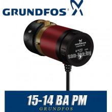 Насос рециркуляционный Grundfos 15-14 BA PM