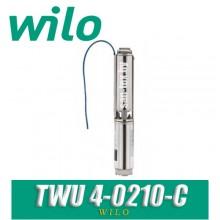 Насос скважинный WILO TWU 4-0210-C (0.55)