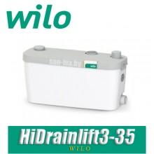 Насосная установка Wilo HiDrainlift3-35