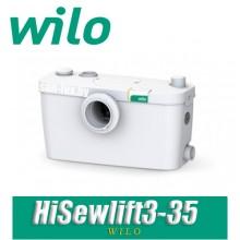 Насосная установка Wilo HiSewlift3-35
